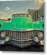 Cadillac Style  Metal Print