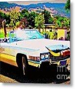 Cadillac Supreme Metal Print