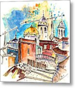 Cadiz Spain 02 Metal Print
