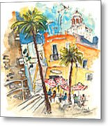 Cadiz Spain 04 Metal Print