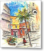 Cadiz Spain 05 Metal Print