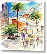 Cadiz Spain 13 Metal Print