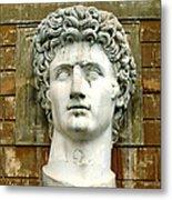 Caesar Augustus Metal Print