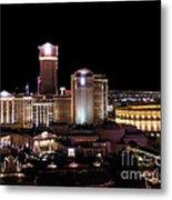 Caesars Palace - Las Vegas Metal Print