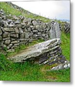 Cairn T - The Hag's Chair Metal Print