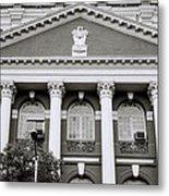 Calcutta Writers Buildings Metal Print