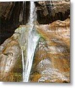 Calf Creek Falls 3 Metal Print