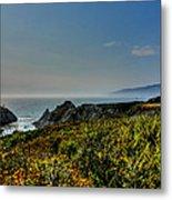 California - Big Sur 003 Metal Print