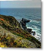 California - Big Sur 005 Metal Print by Lance Vaughn