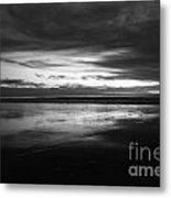Cardiff By The Sea Metal Print