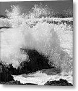 California Pacific Coast Metal Print