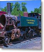 California Western Number 14 Metal Print