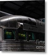 California Zephyr Metal Print by Andres LaBrada