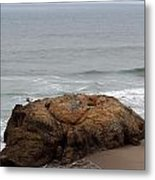 California Rock Metal Print