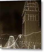 Call Building On Market Street San Francisco California 1902 Metal Print