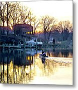 Call It A Day Metal Print