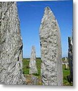 Callanish Stone Circle Metal Print