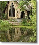 Callaway Gardens Chapel - Pine Mountain Georgia Metal Print
