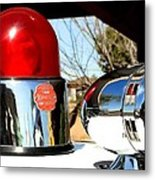 Calling All Cars Metal Print
