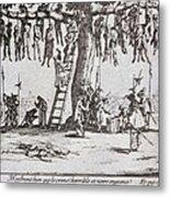 Callot, Jacques 1592-1635. The Great Metal Print