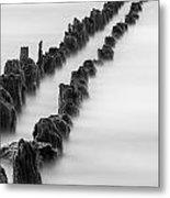 Calm Across The River Metal Print by Kunal Mehra