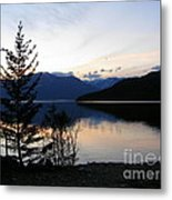 Calm Evening Metal Print