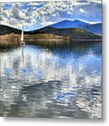 Calm Waters Metal Print by Sergio Aguayo