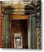 Cambodia Angkor Wat 5 Metal Print