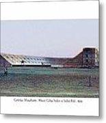 Cambridge Massachusetts - Harvard College Stadium At Soldiers Field - 1904 Metal Print