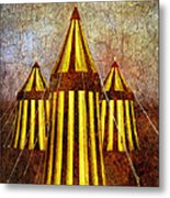 Camelot Restrained Metal Print