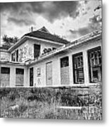 Camp 30 Number 11 Metal Print by Steve Nelson