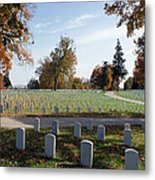 Camp Nelson National Cemetery Metal Print
