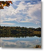 Campbell Lake Metal Print