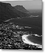 Camps Bay Cape Town Metal Print by Aidan Moran