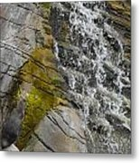 Can I Get Up There Metal Print