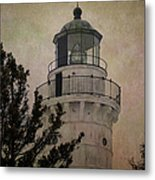Cana Island Light Metal Print