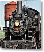 Canadian National Railway 89 Metal Print