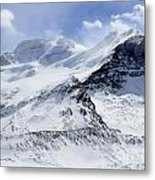 Canadian Rockies 2 Metal Print
