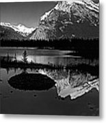 Canadian Rockies Metal Print