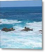 Canal Rocks 2am-113297 Metal Print