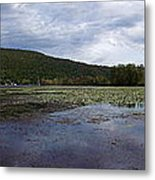 Canandaigua Lake Panorama Metal Print