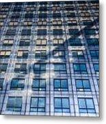 Canary Wharf Tower Metal Print