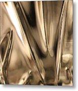 Candle Holder 3 Metal Print