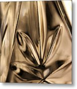 Candle Holder 4 Metal Print