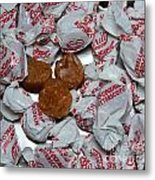 Candy - Coconut Butterscotch Kisses - Sweets Metal Print