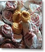 Candy - Peanut Butter Kisses - Sweets Metal Print
