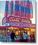 Candy Shoppe Metal Print