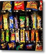 Candy Time Metal Print