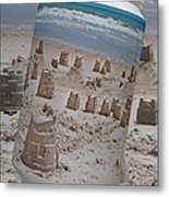 Canned Castles Metal Print