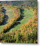 Cannon Mountain - White Mountains New Hanpshire Metal Print